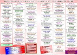 Programme des animations à Saint-Véran été 2014