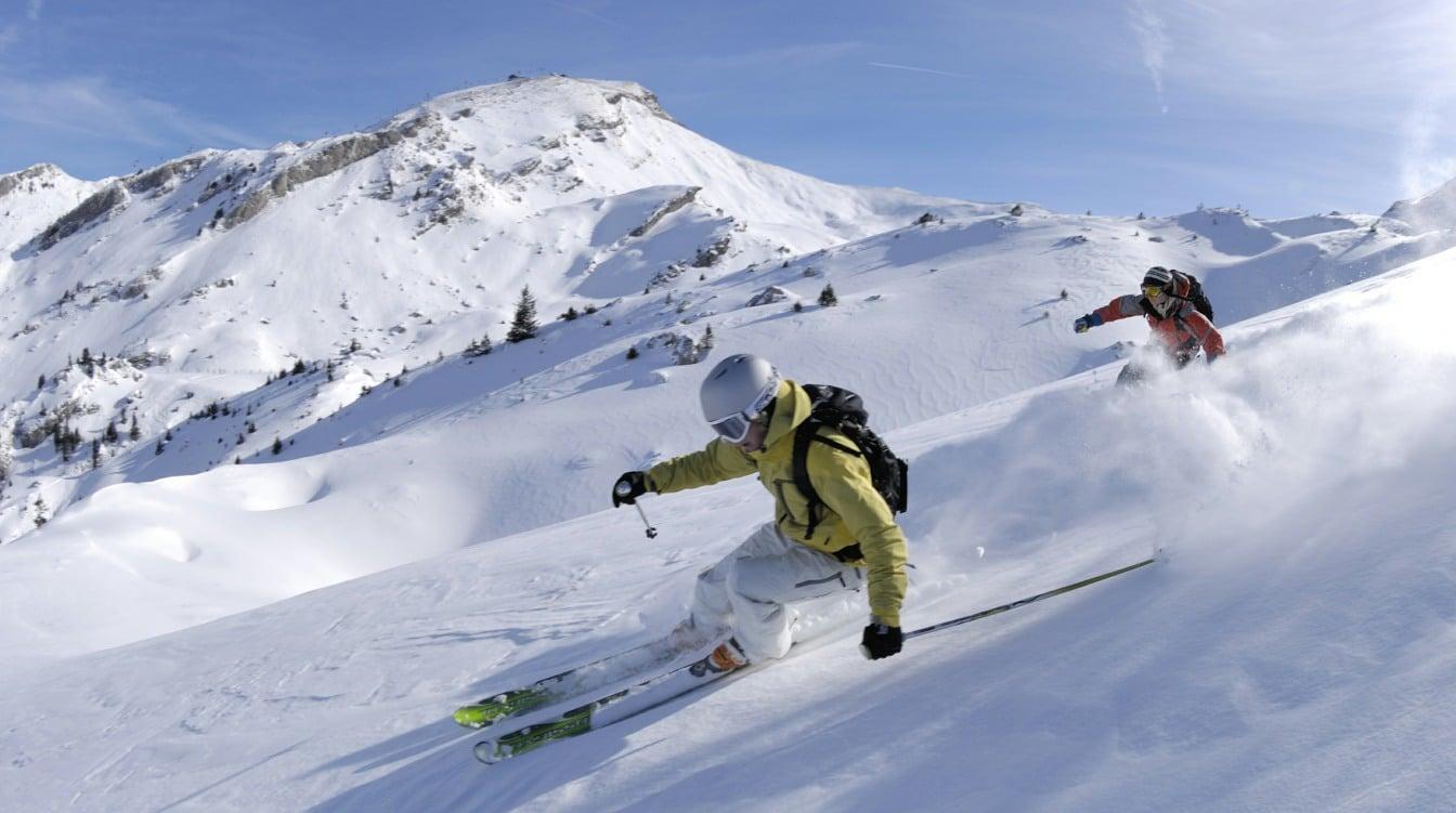 Ski au Queyras