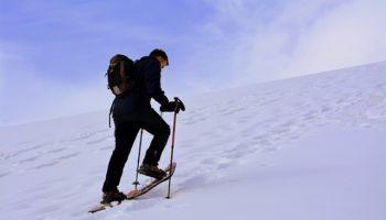 Raquette alpes