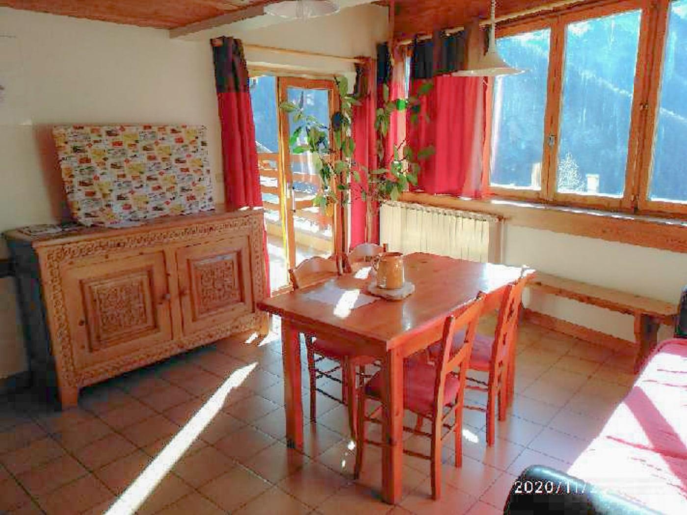 Location appartement Saint-Veran